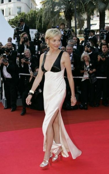 Cannes 2007: Sharon Stone sul red carpet