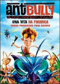 La copertina DVD di Ant Bully - Una vita da formica