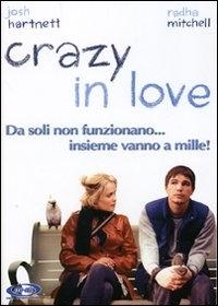 La copertina DVD di Crazy in love