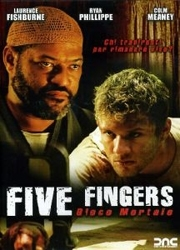 La copertina DVD di Five Fingers