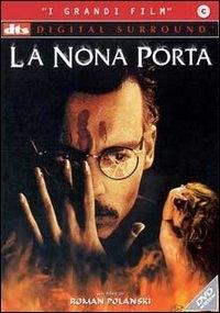 La copertina DVD di La Nona Porta