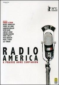 La copertina DVD di Radio America