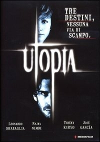 La copertina DVD di Utopia