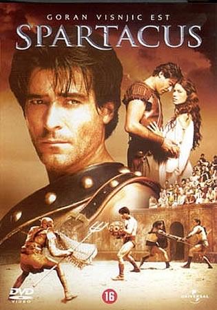 La locandina di Spartaco il gladiatore