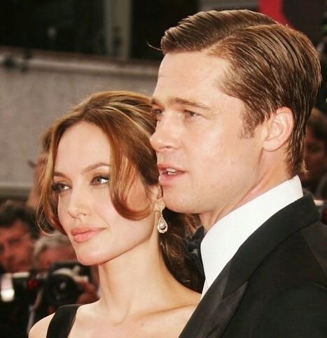 Brad Pitt e Angelina Jolie sul red carpet di Cannes 2007