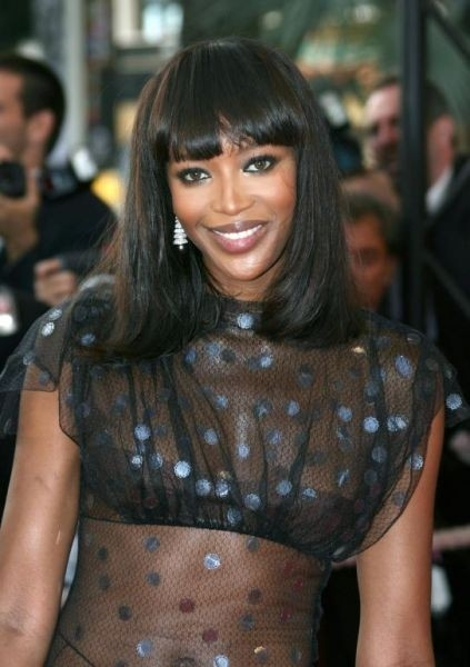 cannes 2007: Naomi Campbell