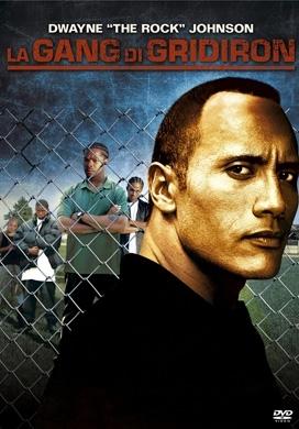 La copertina DVD di La gang di Gridiron