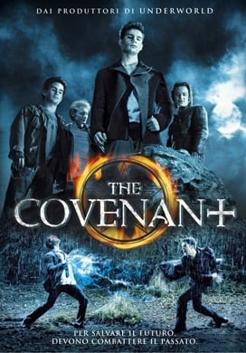 La copertina DVD di The Covenant