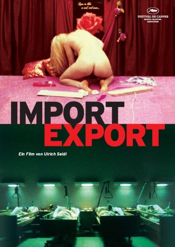 La locandina di Import Export