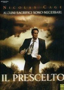 La copertina DVD di Il prescelto - The Wicker Man