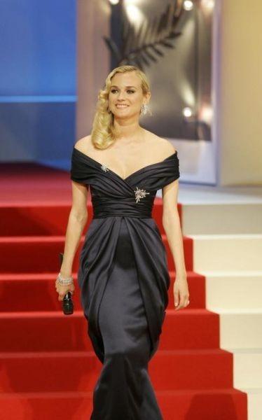 Cannes 2007, serata finale: Diane Kruger