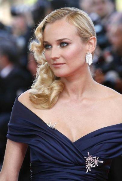 Cannes 2007, serata finale: la madrina Diane Kruger