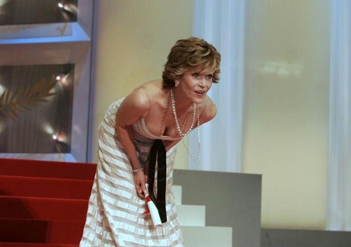 Cannes 2007, serata finale: Jane Fonda