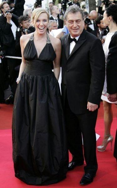 Cannes 2007, serata finale: Toni Collette e Stephen Frears