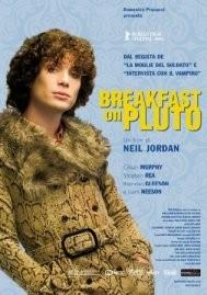 Il manifesto italiano di Breakfast on Pluto