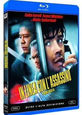 La copertina DVD di In linea con l'assassino (Blu-Ray)
