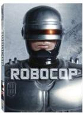 La copertina DVD di Robocop - Director's Cut