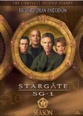 La copertina DVD di Stargate SG-1 - stagione 2