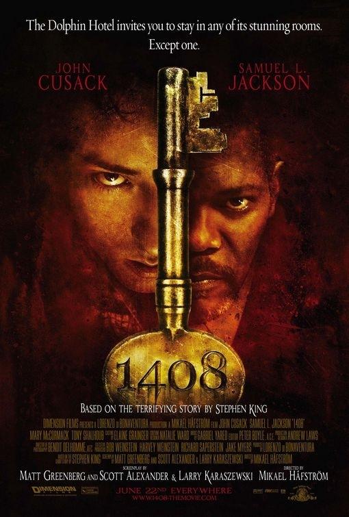 La locandina di 1408