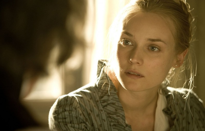 l'attrice tedesca Diane Kruger in Copying Beethoven