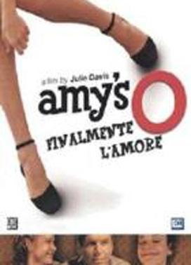 La copertina DVD di Amy's O - Finalmente l'amore