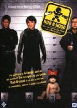La copertina DVD di Rob-B-Hood