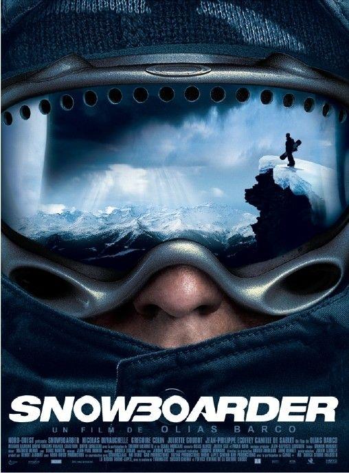 La locandina di Snowboarder