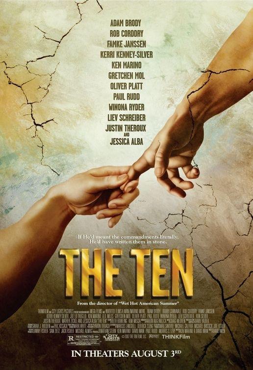 La locandina di The Ten