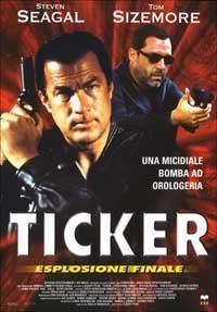 La locandina di Ticker