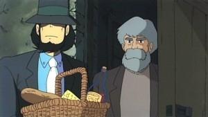 Una foto del film Lupin III: Il castello di Cagliostro