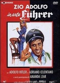 La locandina di Zio Adolfo in arte Führer