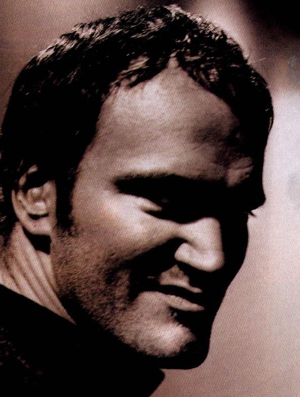 l'autore di Pulp Fiction, Quentin Tarantino