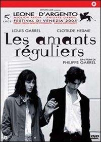 La copertina DVD di Il DVD di Les amants réguliers