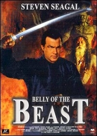 La locandina di Belly of the Beast