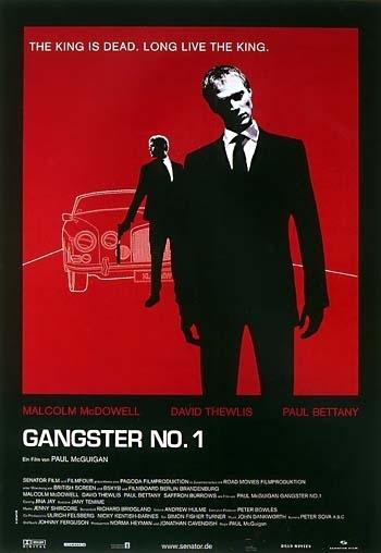 La locandina di Gangster n. 1