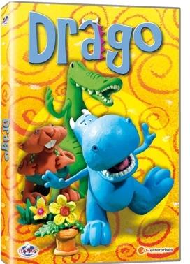 La copertina DVD di Drago - vol. 1