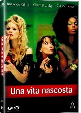 La copertina DVD di Una vita nascosta