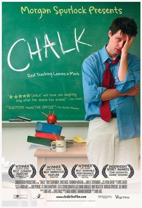 La locandina di Chalk
