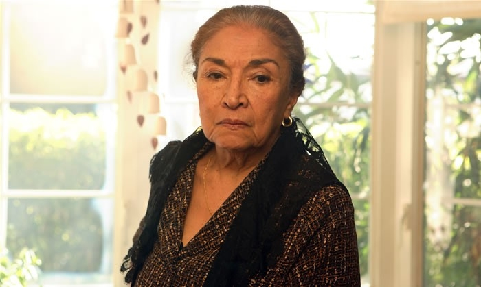 MIriam Colon in una scena del film Goal! 2 Living the Dream