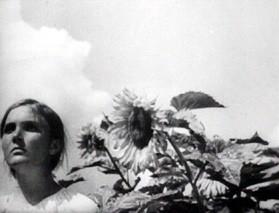 Una scena del film La terra