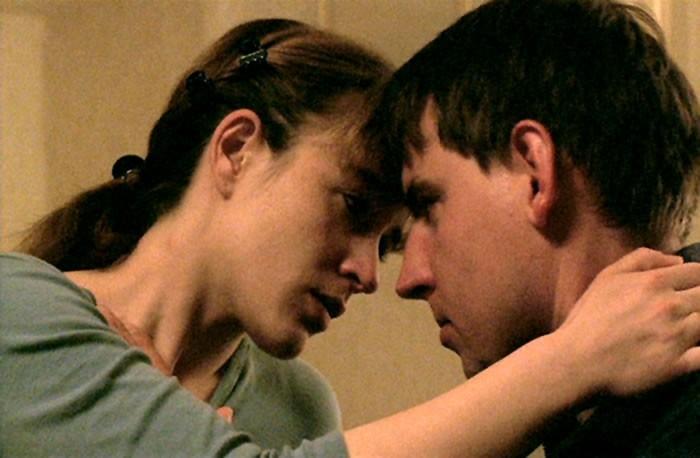 Ilka Weltz e Andreas Müller in una scena del film Desiderio