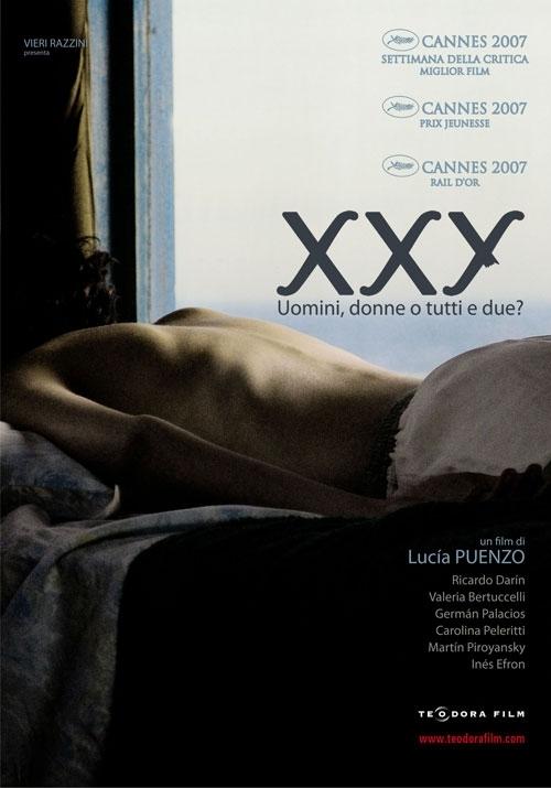 La locandina di XXY