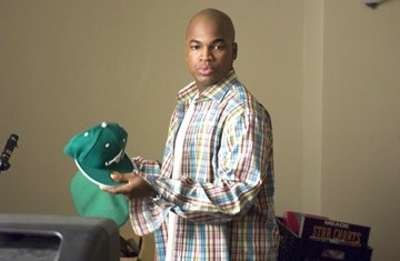 Ne-Yo in una scena del film Stepping