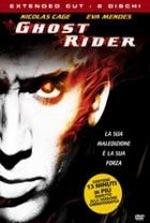 La copertina DVD di Ghost Rider - Extended Cut (2 dvd) + Bonus Disk