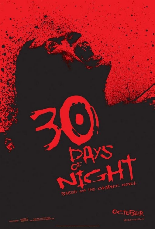locandina di 30 Days of Night