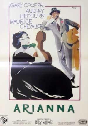 La locandina di Arianna