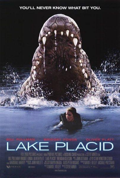 La locandina di Lake Placid