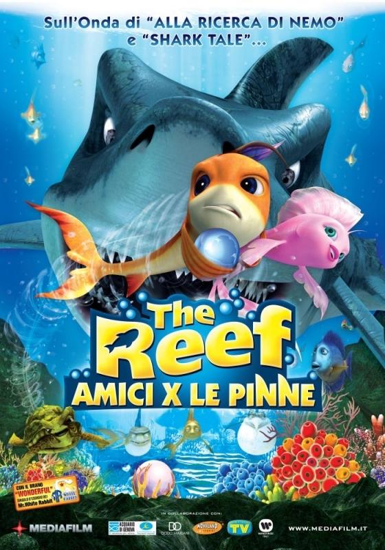 La locandina di The Reef - Amici per le pinne