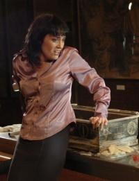 Coralina Cataldi Tassoni in una scena del film La terza Madre