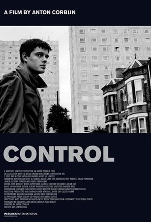 La locandina di Control